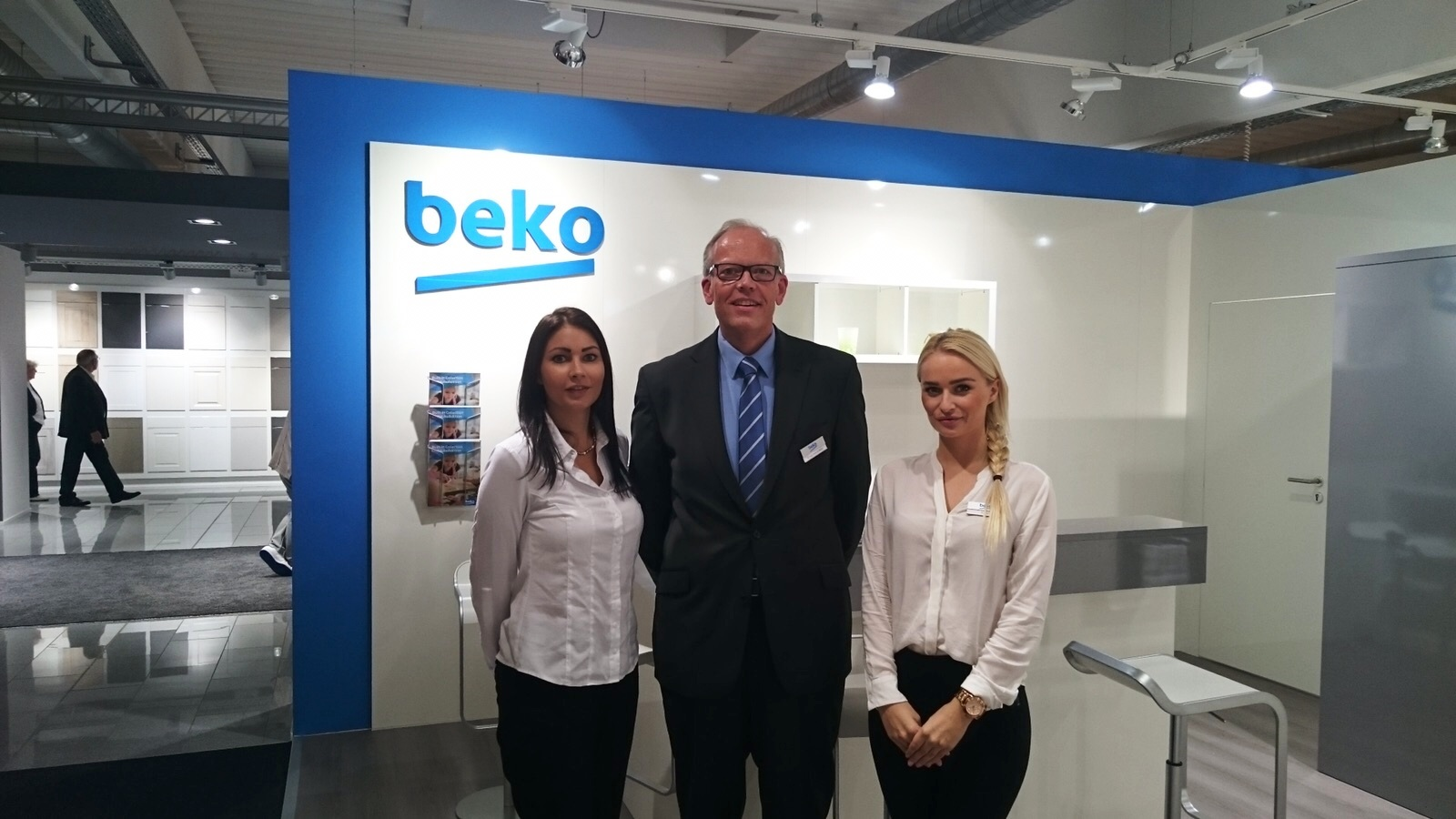 Fair hostesses for beko